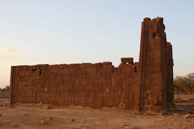 IMG 1459 - SUDAN PÓŁNOCNY: Zrozumieć Potęgę Nilu