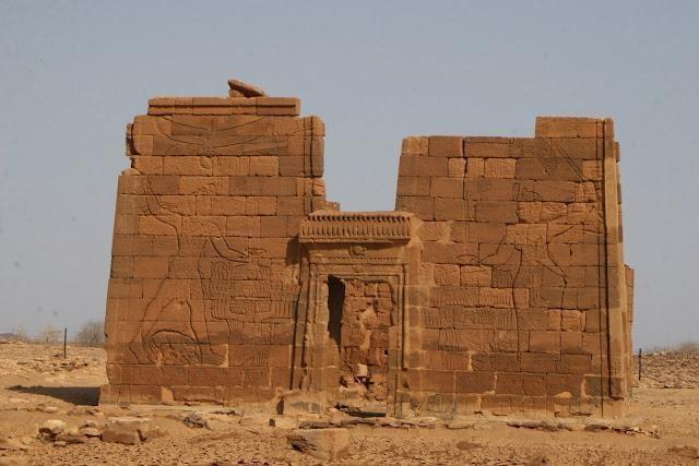 IMG 1514 - SUDAN PÓŁNOCNY: Zrozumieć Potęgę Nilu