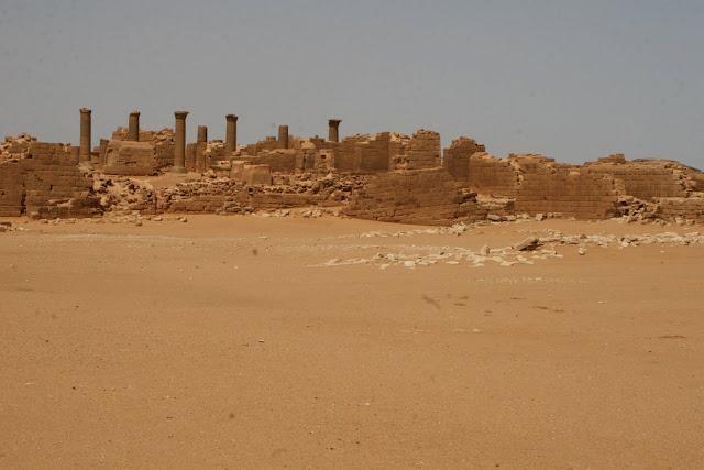 IMG 1553 - SUDAN PÓŁNOCNY: Zrozumieć Potęgę Nilu