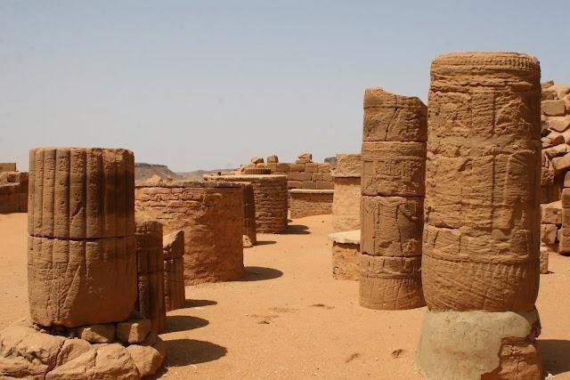 IMG 1558 - SUDAN PÓŁNOCNY: Zrozumieć Potęgę Nilu