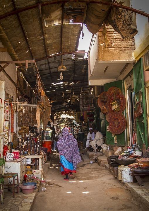 sudan 2895726 960 720 1 - SUDAN PÓŁNOCNY: Zrozumieć Potęgę Nilu
