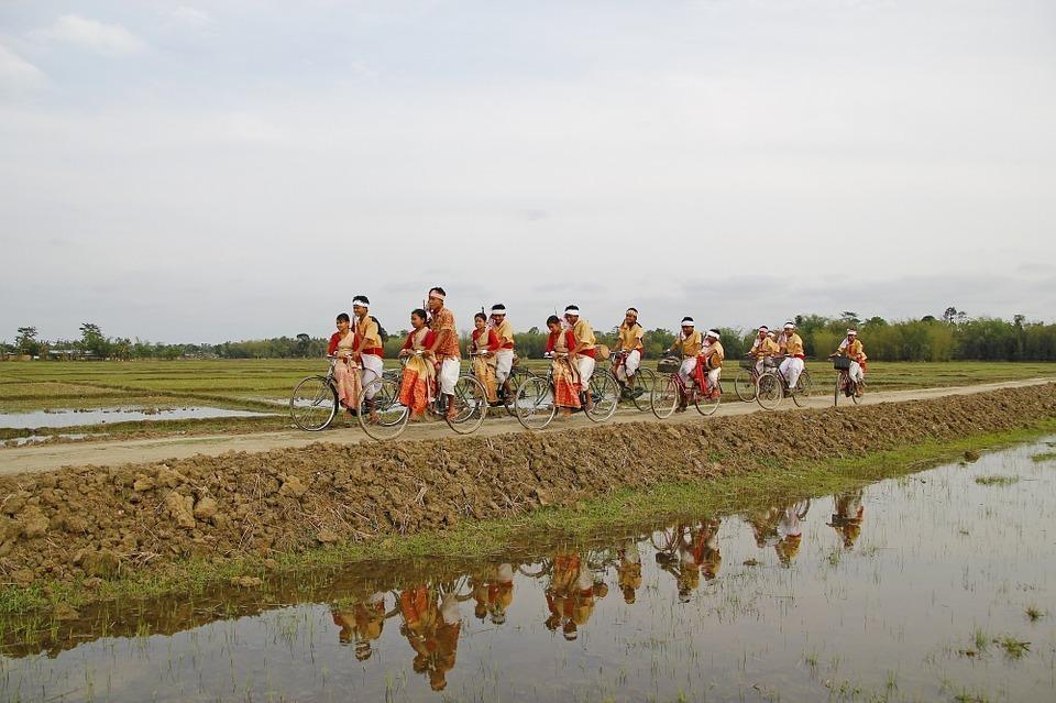 bihu 169921 960 720 - INDIE: Assam i Nagaland - Plemiona Naga i Festiwal Hornbill