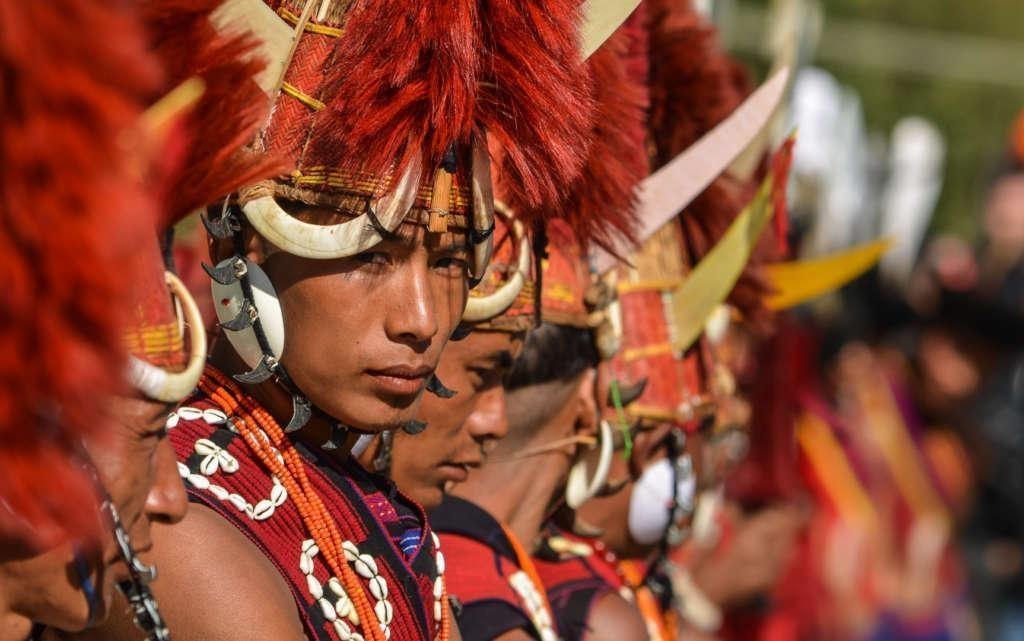 festival hornbill 1024x641 - INDIE: Assam i Nagaland - Plemiona Naga i Festiwal Hornbill