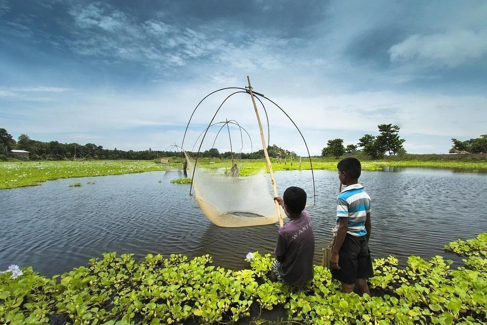 fishing 409138 960 720 - INDIE: Assam i Nagaland - Plemiona Naga i Festiwal Hornbill