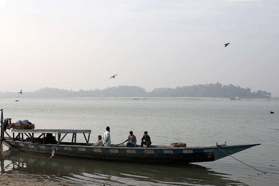 river ferry 828301 960 720 - INDIE: Assam i Nagaland - Plemiona Naga i Festiwal Hornbill
