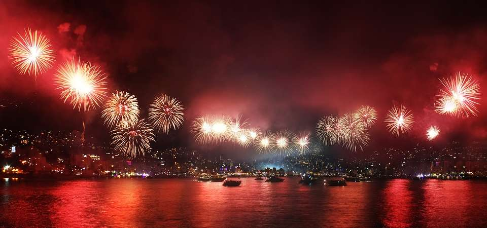 LIBAN – tam gdzie stykają się kultury + Sylwester '2018