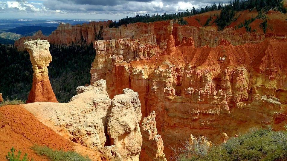 bryce canyon 1108620 960 720 - USA i KANADA: wzdłuż i wszerz!