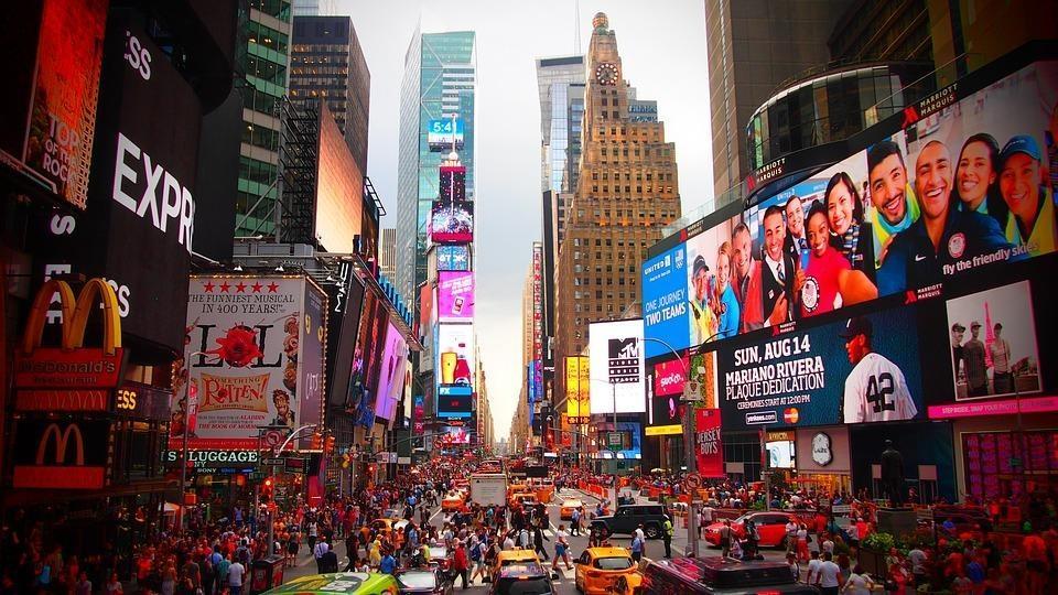 new york 1587558 960 720 - USA i KANADA: wzdłuż i wszerz!