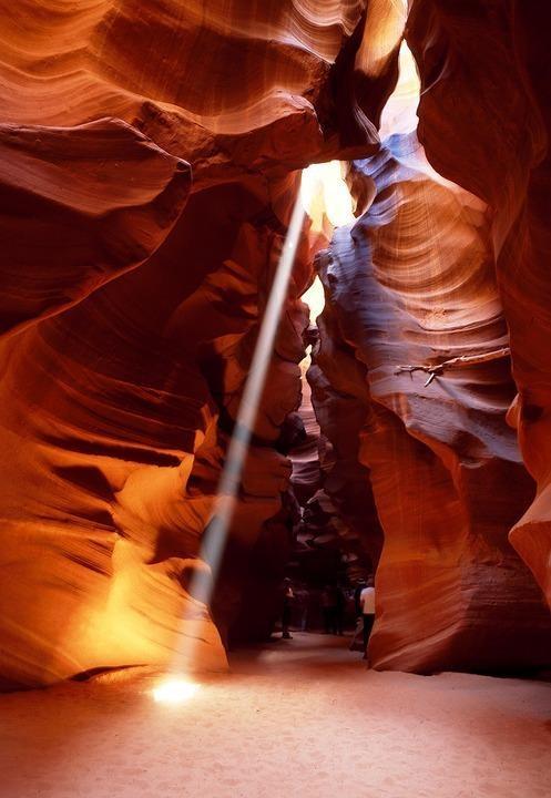 slot canyon 1639609 960 720 - USA i KANADA: wzdłuż i wszerz!