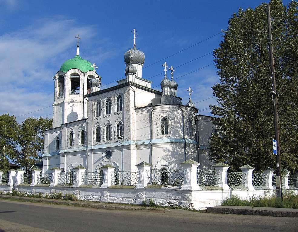 229 - ROSJA: Krasnojarsk, Norylsk i Rezerwat Putorana – rejs po Jeniseju