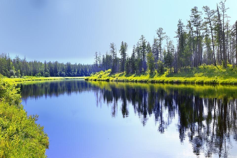 river 3307319 960 720 - ROSJA: Krasnojarsk, Norylsk i Rezerwat Putorana – rejs po Jeniseju