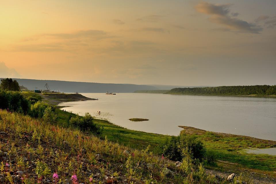 the lena river 3262849 960 720 - ROSJA: Krasnojarsk, Norylsk i Rezerwat Putorana – rejs po Jeniseju