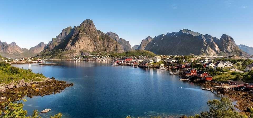 Norwegia: wycieczka od Północy do Południa