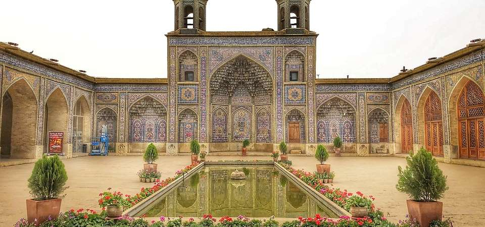IRAN : Persja luksusowym pociągiem
