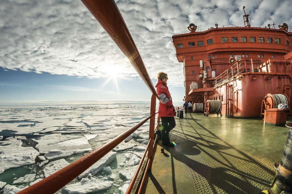 north pole 62 1024x682 - BIEGUN PÓŁNOCNY – wycieczka na szczyt Ziemi
