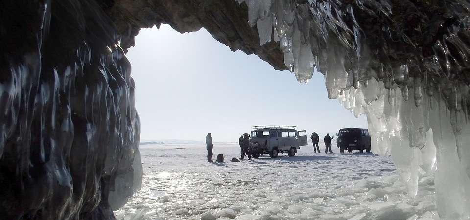 ROSJA: Bajkał – zimowa przygoda