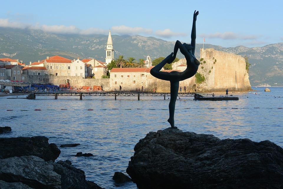 sea 469970 960 720 - Bałkańska przygoda – Albania, Macedonia, Czarnogóra i Kosowo