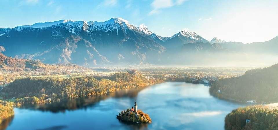 Słowenia, Triest i magia Istrii