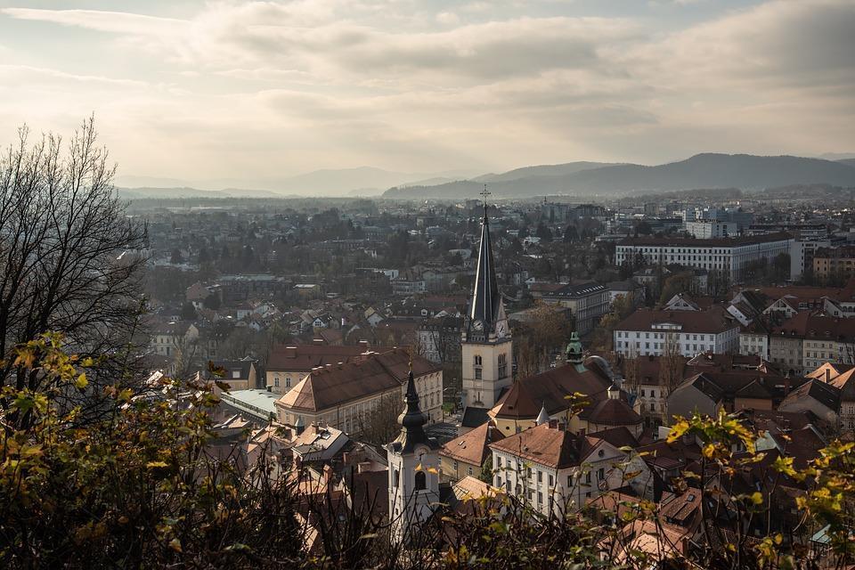 ljubljana 3855146 960 720 - Słowenia