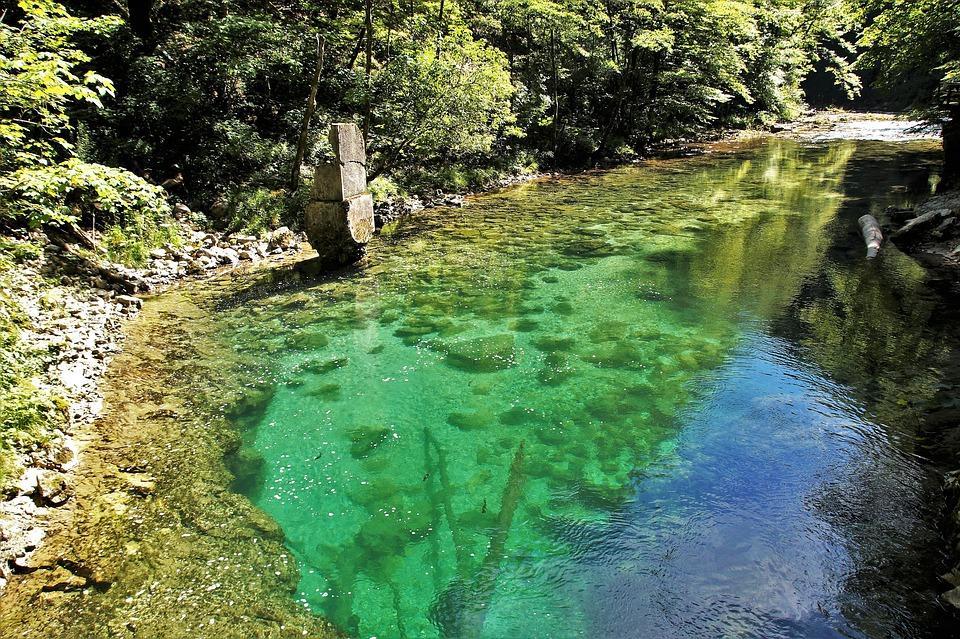 the vintgar gorge 2539912 960 720 - Słowenia