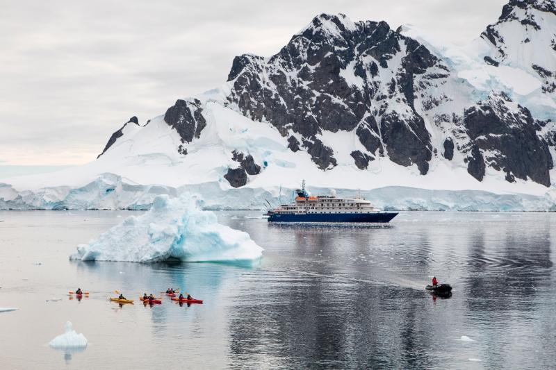 shipkayak 2s 1 - Spitsbergen, Grenlandia i Islandia – rejs arktyczny