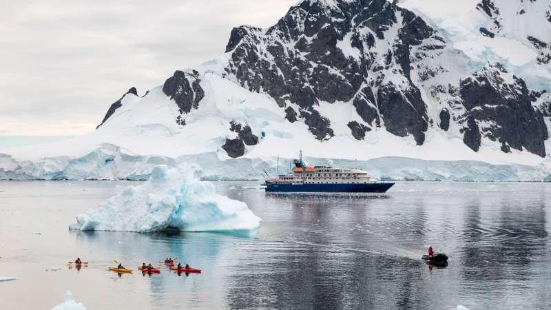 Spitsbergen, Grenlandia i Islandia – rejs arktyczny
