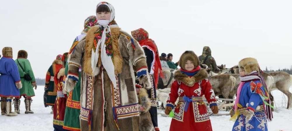 ROSJA: Sylwester w prawdziwej wiosce Sámów