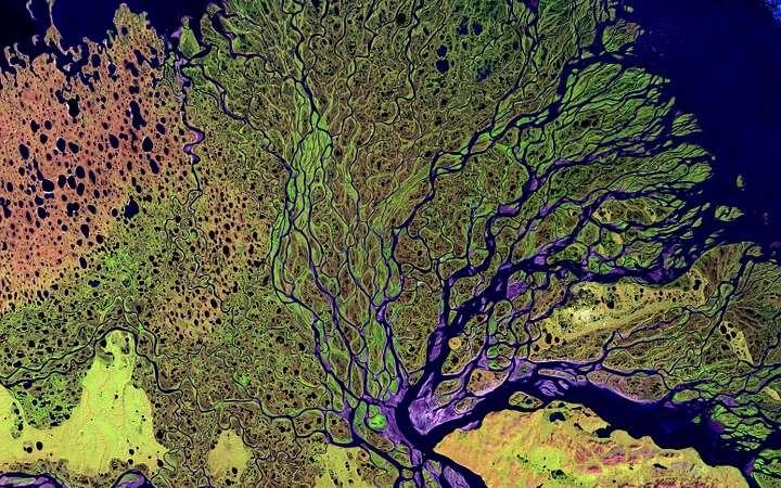 ROSJA: rejs rzeką Lena