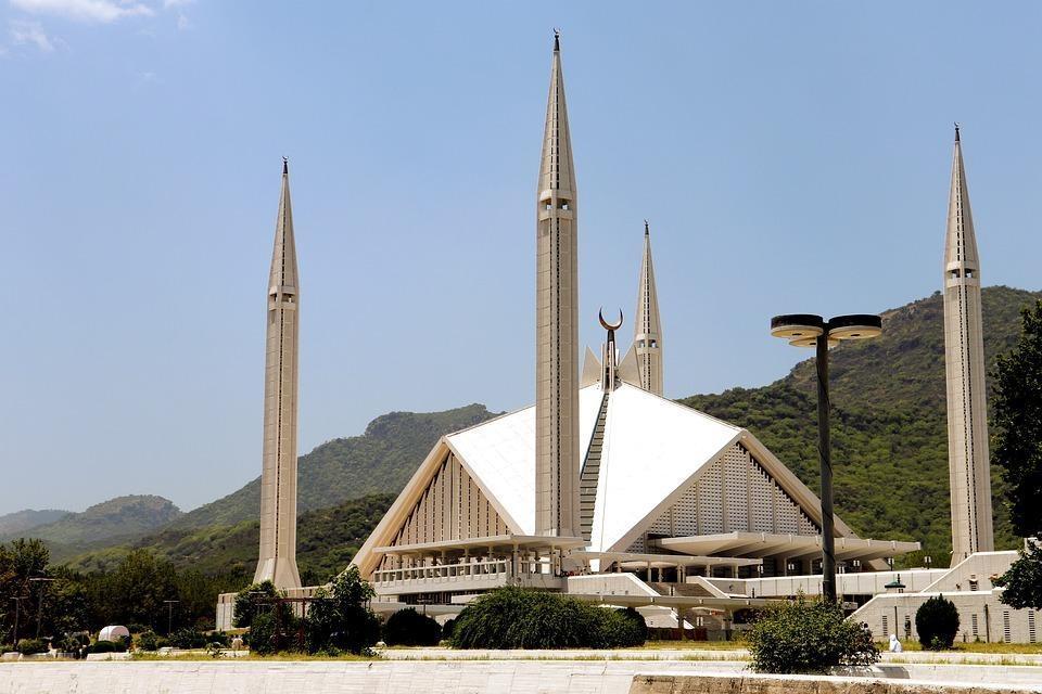 faisal mosque 4278582 960 720 - PAKISTAN - północ i południe