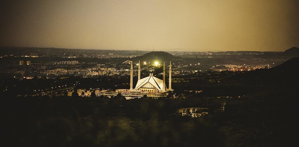 faisal mosque 4329241 960 720 - PAKISTAN - północ i południe