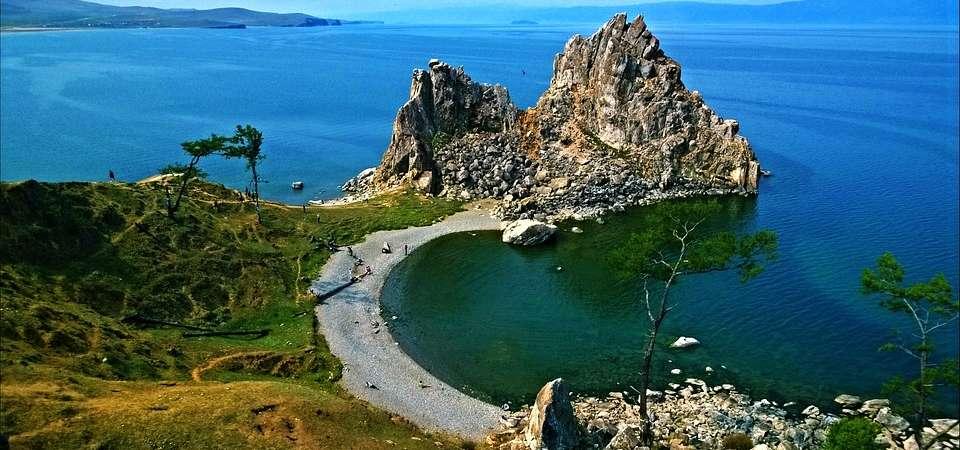 ROSJA: Rejs po Jeziorze Bajkał