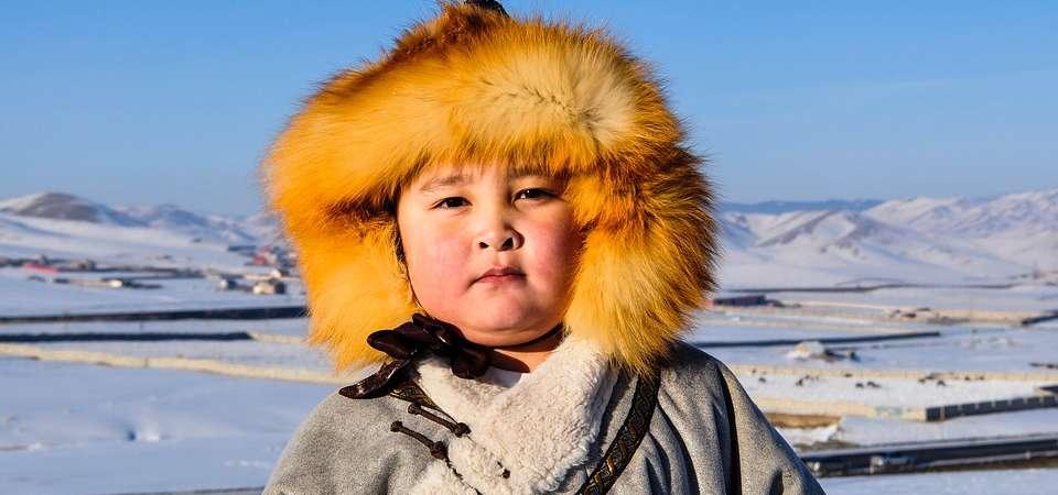 MONGOLIA: Sylwester w kraju Nomadów