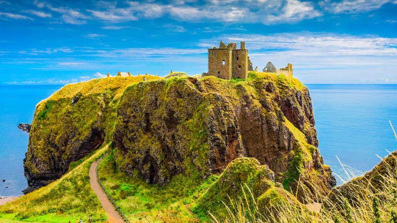 ANGLIA: Szkocja + wyprawa na Hebrydy