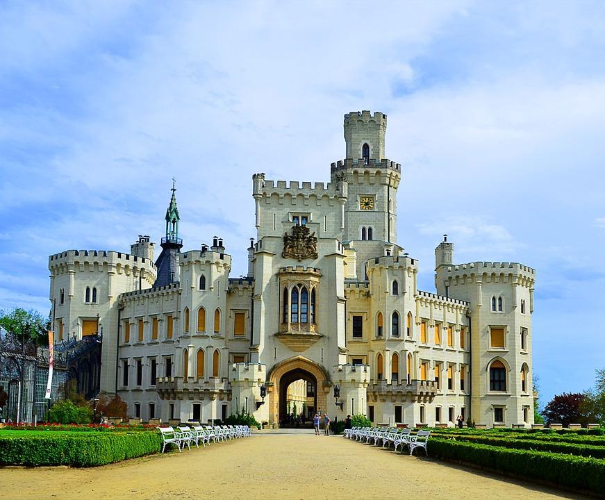 castle 755664 960 720 - CZECHY: wycieczka objazdowa