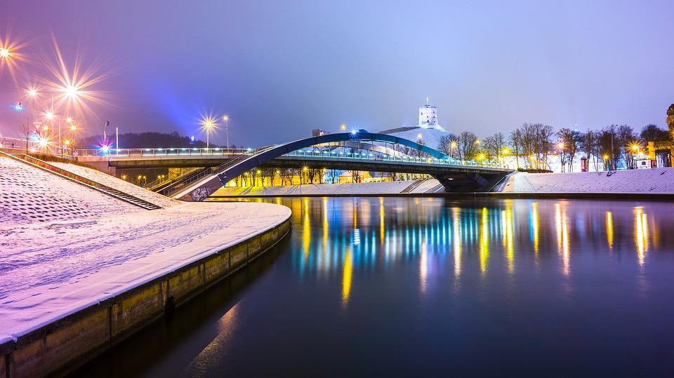 city 2989779 960 720 - LITWA – ŁOTWA - ESTONIA