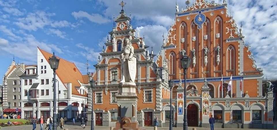 LITWA – ŁOTWA - ESTONIA