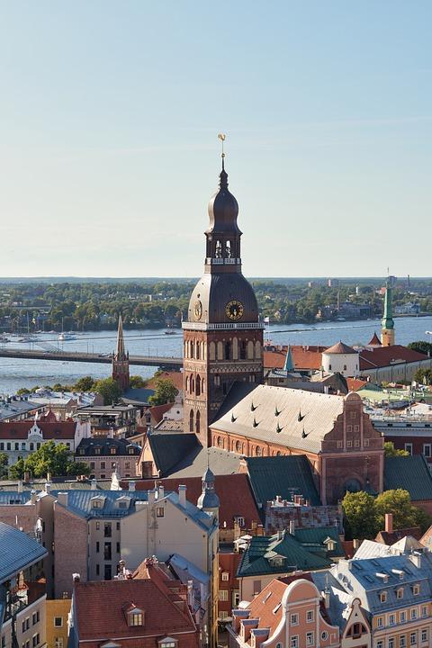 riga 4471868 960 720 - LITWA – ŁOTWA - ESTONIA