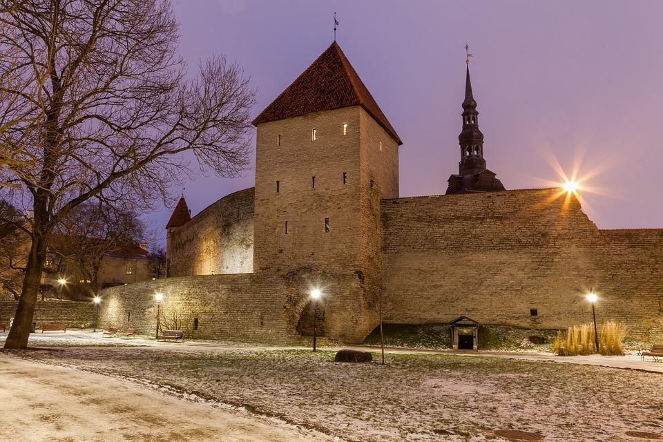 tallinn 3636944 960 720 - LITWA – ŁOTWA - ESTONIA