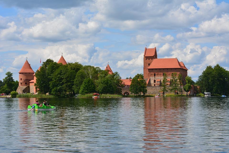 trakai 2401460 960 720 - LITWA – ŁOTWA - ESTONIA