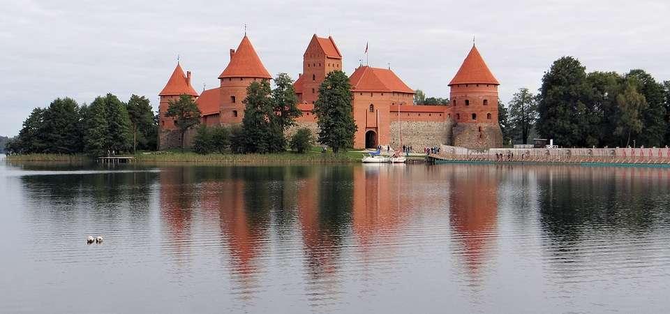 LITWA: Wilno, Kowno i Troki