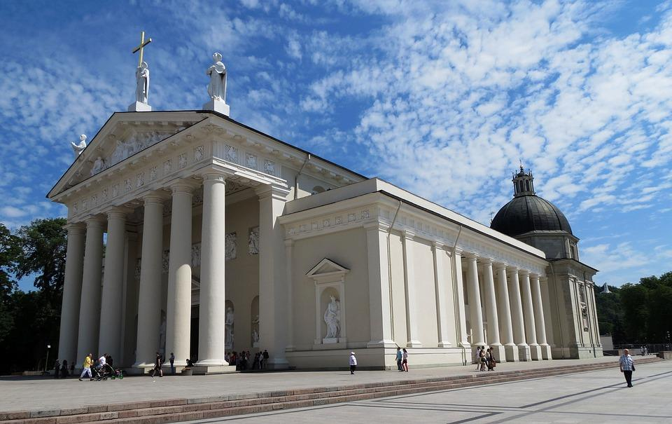 vilnius 4229318 960 720 - LITWA – ŁOTWA - ESTONIA