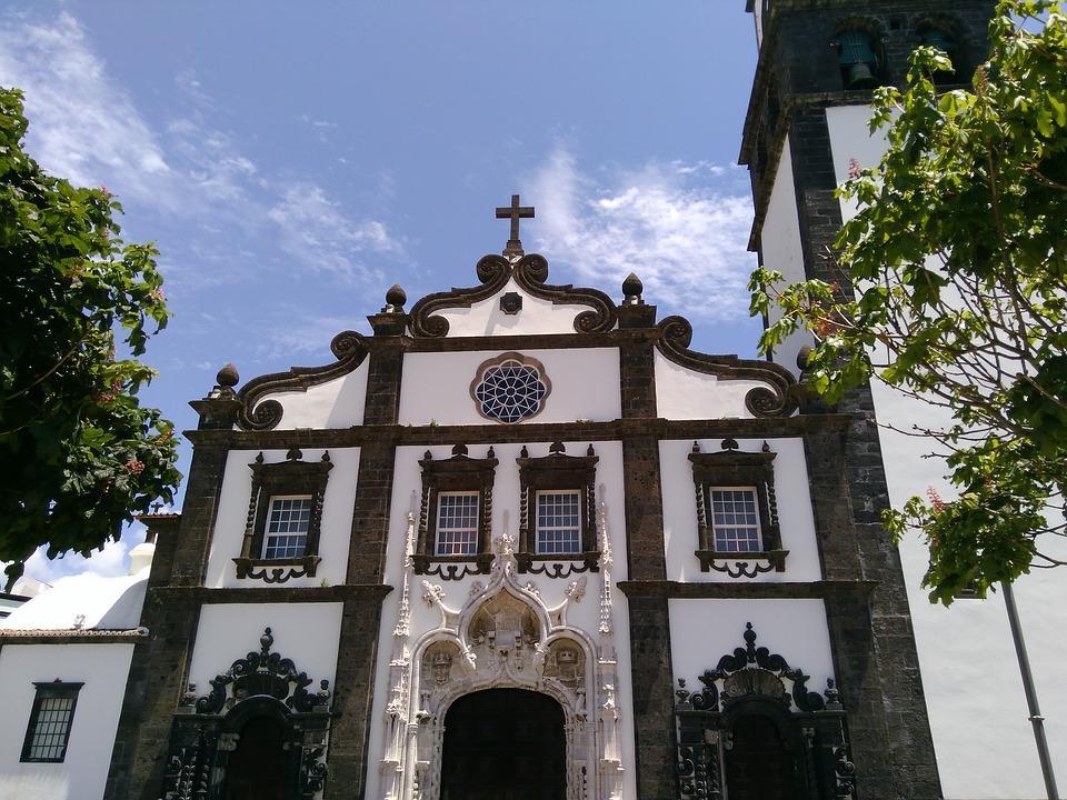 church 1569113 960 720 - AZORY i MADERA - wycieczka objazdowa