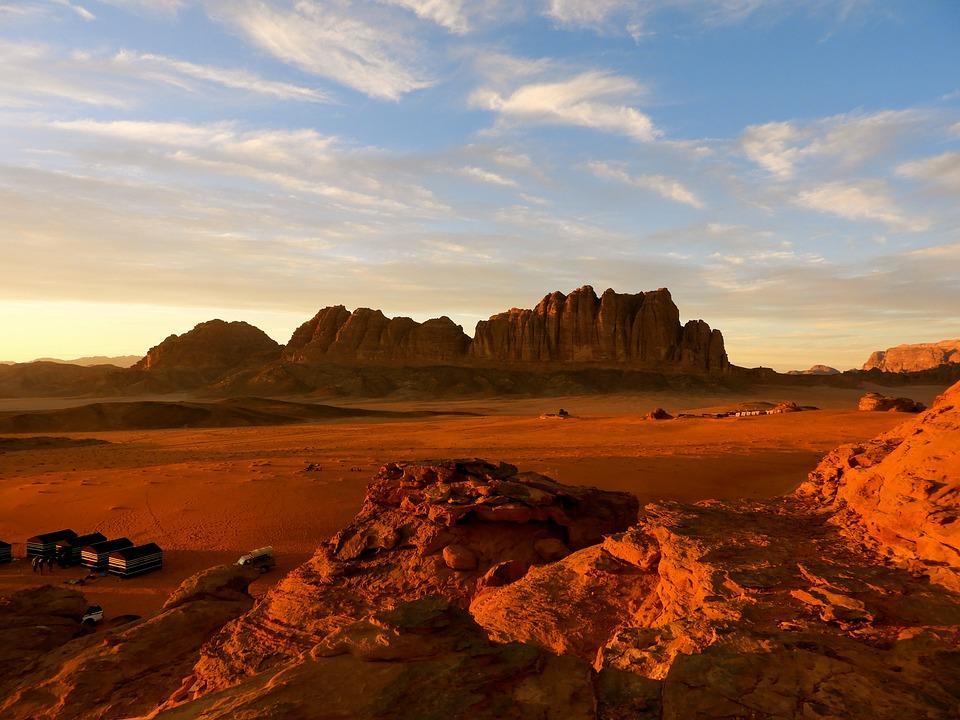 desert 3450158 960 720 - JORDANIA: zwiedzanie + wypoczynek nad Morzem Martwym i Morzem Czerwonym