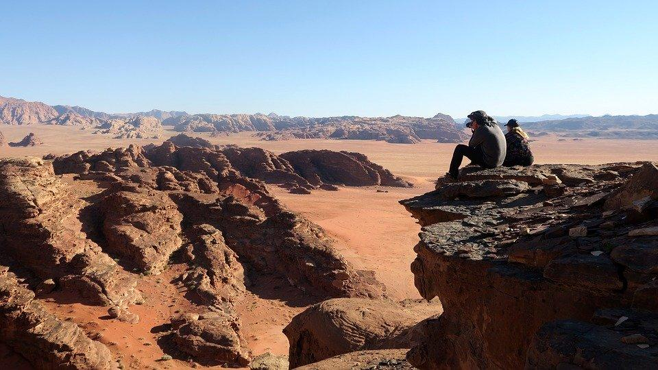 desert 4135699 960 720 - JORDANIA: zwiedzanie + wypoczynek nad Morzem Martwym i Morzem Czerwonym