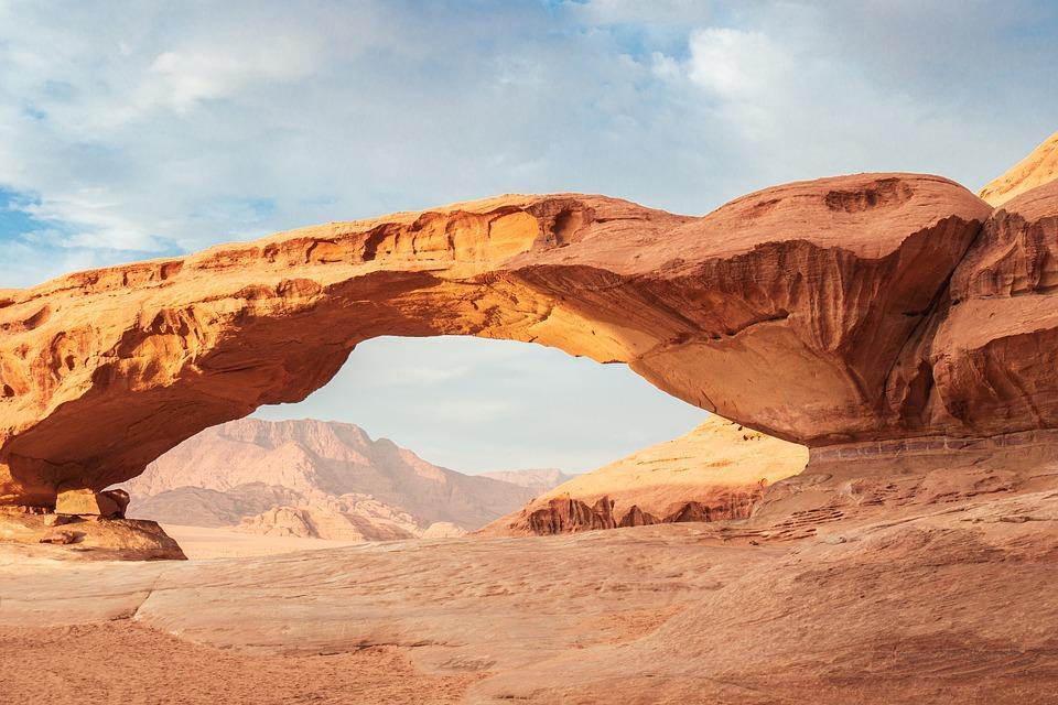desert 4940300 960 720 1 - JORDANIA: zwiedzanie + wypoczynek nad Morzem Martwym i Morzem Czerwonym