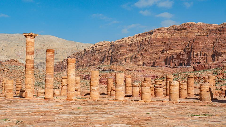 petra 4954354 960 720 - JORDANIA: zwiedzanie + wypoczynek nad Morzem Martwym i Morzem Czerwonym