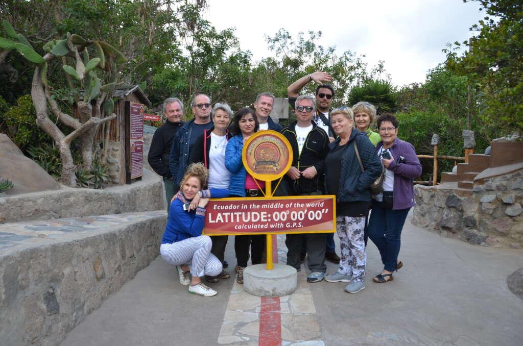 Ekwador wycieczka