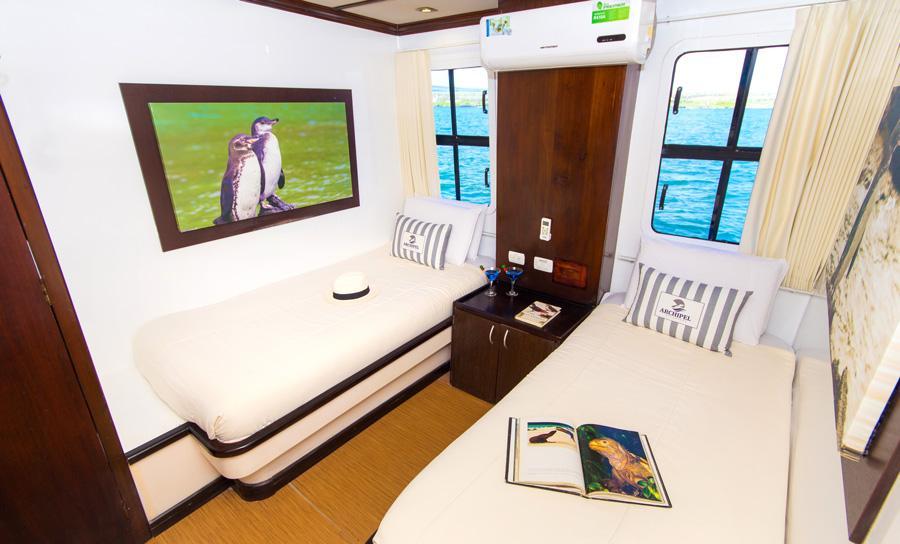 archipel2 cabin3 - EKWADOR i rejs po GALAPAGOS