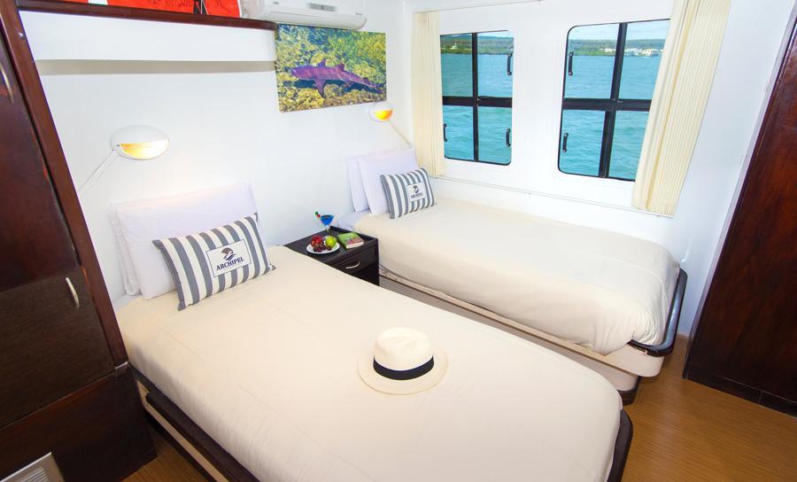 archipel2 cabin5 - EKWADOR i rejs po GALAPAGOS