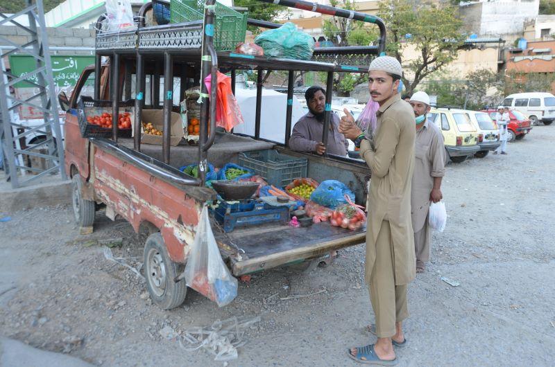 8 1 - Pakistan - fotorelacja Bogusława Łachmańskiego